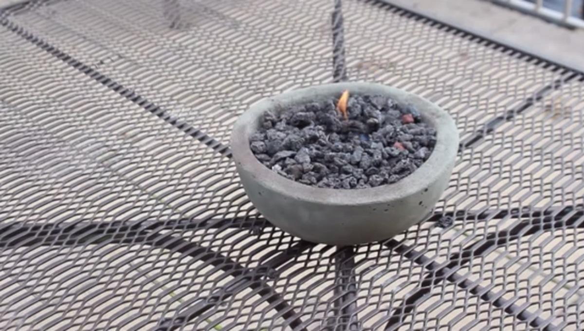 Aprende a hacer una chimenea para decorar tu jard n en tus - Chimeneas para jardin ...