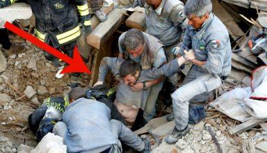 Terremoto en Italia POrtada