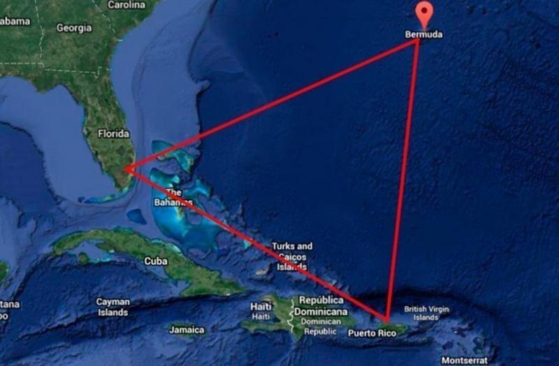 Resultado de imagen para triangulo de las bermudas 800x600