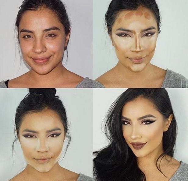 13 Mujeres y un Roberto que se transformaron con Maquillaje